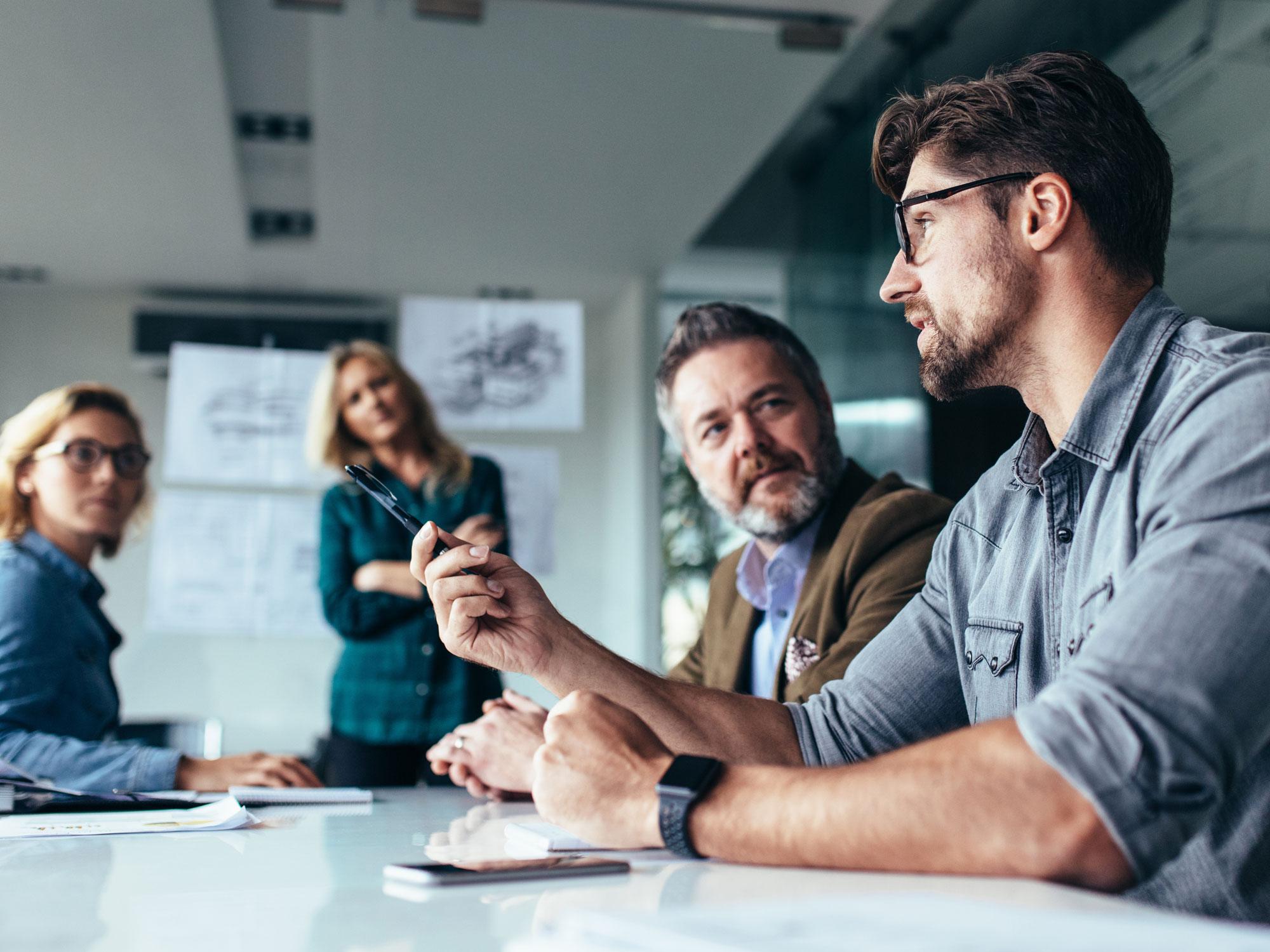 À qui est destiné le coaching d'entreprise ?